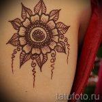 mehendi on her arm light patterns for beginners - Picture temporary henna tattoo 2121 tatufoto.ru