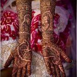 mehendi on her arm up to the elbow - a temporary henna tattoo photo 1123 tatufoto.ru