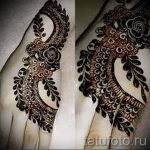 mehendi sur une photo à la main images - Photo de tatouage au henné temporaire 1178 tatufoto.ru