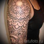 mehendi tattoo on his arm - a temporary henna tattoo photo 2188 tatufoto.ru
