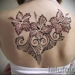 photo - cool henna tattoo - an example 1044 tatufoto.ru