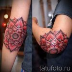 photo - cool tattoo on his elbows - an example 1066 tatufoto.ru