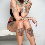 photo - filles de tatouage fraîches - un exemple 5084 tatufoto.ru