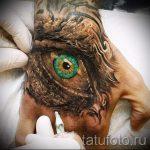 photo - tatouage fraîche à portée de main pour les hommes - un exemple 1097 tatufoto.ru