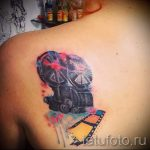 photo - tatouage fraîche de films - un exemple 1099 tatufoto.ru