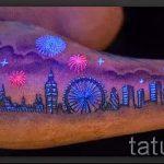 photo - tatouage lumière froide - un exemple 1111 tatufoto.ru