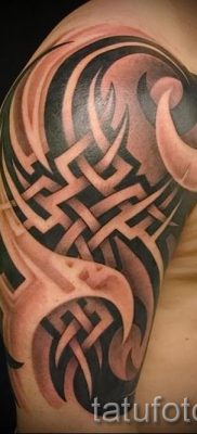 pictures – Tribal tattoo picture – an example for an article about the importance of 2035 tatufoto.ru