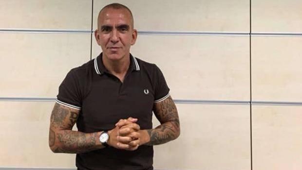 Паоло ди Канио бывший футболист «Лацио» - потерял работу из-за татуировки из трех букв - фото 1