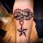 Тату Звезда фото - тату для удачи счастья любви денег 3106 tatufoto.ru
