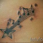 Тату Звезда фото - тату которые приносят удачу в жизни 2115 tatufoto.ru