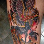 оберег-валькирия-тату-фото-вариант-готовой-татуировки-6021
