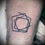 простые татуировки для мужчин - фото пример готовой татуировки 02092016 13393 tatufoto.ru
