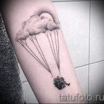 простые татуировки для мужчин - фото пример готовой татуировки 02092016 16396 tatufoto.ru
