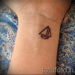 самые простые и но красивые тату - фото готовой татуировки 02092016 5409 tatufoto.ru