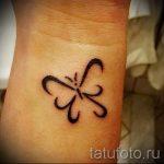 самые простые и но красивые тату - фото готовой татуировки 02092016 6410 tatufoto.ru