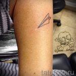 самые простые тату - фото пример готовой татуировки 02092016 5416 tatufoto.ru