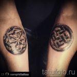 славянские-обереги-валькирия-тату-фото-вариант-готовой-татуировки-1023
