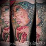 тату-валькириянак-вариант-готовой-татуировки-фото-17061