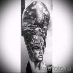 тату-валькирия-знак-фото-вариант-готовой-татуировки-3038