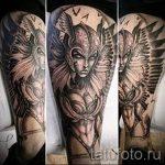 тату-валькирия-на-плече-фото-вариант-готовой-татуировки-2041
