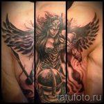 тату-валькирия-на-плече-фото-вариант-готовой-татуировки-3042