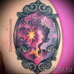 тату космос - фото готовой татуировки 29073 tatufoto.ru