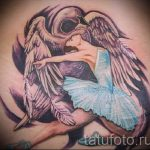 tatu-lebed-foto-primer-gotovoj-tatuirovki-10057-tatufoto-ru
