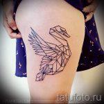 tatu-lebed-foto-primer-gotovoj-tatuirovki-34081-tatufoto-ru