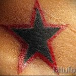 тату на шраме от аппендицита - фото пример готовой татуировки 01092016 18033 tatufoto.ru
