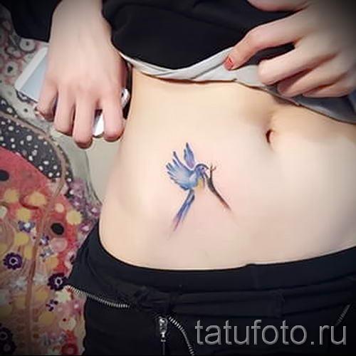 Татуировки на шрамах от аппендицита фото