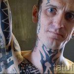 тату немецкая свастика - фото готовой татуировки от 02092016 3038 tatufoto.ru