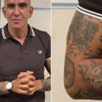 Паоло ди Канио бывший футболист «Лацио» - потерял работу из-за татуировки из трех букв - фото 4