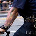 Английские полицейские добиваются отмены запрета тату на открытых участках тела - фото 5