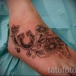 Horseshoe Tattoo Photo - tattoo bring luck happiness love 2016 tatufoto.ru