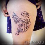 origami-schwan-tattoo-foto-ein-beispiel-fur-die-fertigen-tatowierung-1009-tatufoto-ru