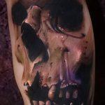 Skull tattoo Bilder - Tattoo Glück Wert 3022 tatufoto.ru