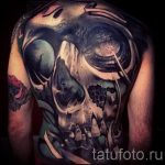 Skull tattoo pictures - tattoo luck value 4030 tatufoto.ru