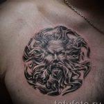 Slavic swastika tattoos - photos of the finished tattoo on 02092016 1014 tatufoto.ru