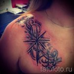 Star Tattoo photo - a symbol of good luck tattoo 1031 tatufoto.ru