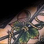 Tattoo gland images - tatouage amour bonheur chance 1040 tatufoto.ru