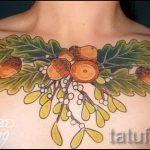 Tattoo gland images - tatouage amour bonheur chance 2041 tatufoto.ru