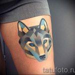 einfache Tattoo Tiere - Bilder des fertigen Tätowierung 02092016 1024 tatufoto.ru
