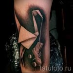 origami-cygne-tatouage-photo-un-exemple-du-tatouage-fini-1008-tatufoto-ru