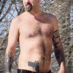 tatouage sous la forme d'un pistolet - une photo du tatouage fini 01092016 1035 tatufoto.ru
