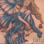 tatouage sur l'appendicite - Photo exemple du tatouage fini 01092016 1002 tatufoto.ru