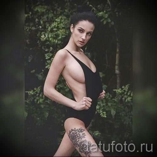 Алла Бергер новые тату – участница «Холостяка» фото - 012 tatufoto.ru 13