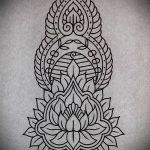 Примеры эскизов для тату узоров - картинка - tatufoto.ru - 5