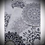 Примеры эскизов для тату узоров - картинка - tatufoto.ru - 7