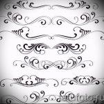 Примеры эскизов для тату узоров - картинка - tatufoto.ru - 8
