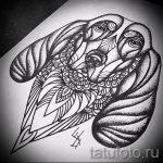 Примеры эскизов для тату узоров - картинка - tatufoto.ru - 9